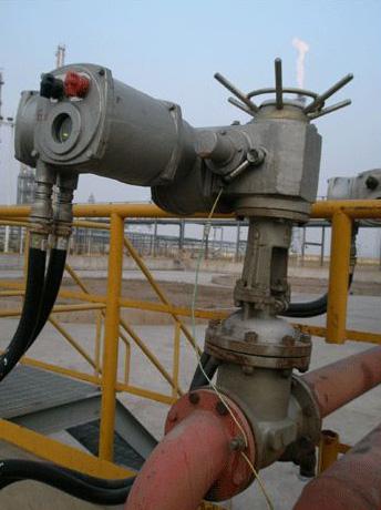 工业用管道气动球阀解决方案