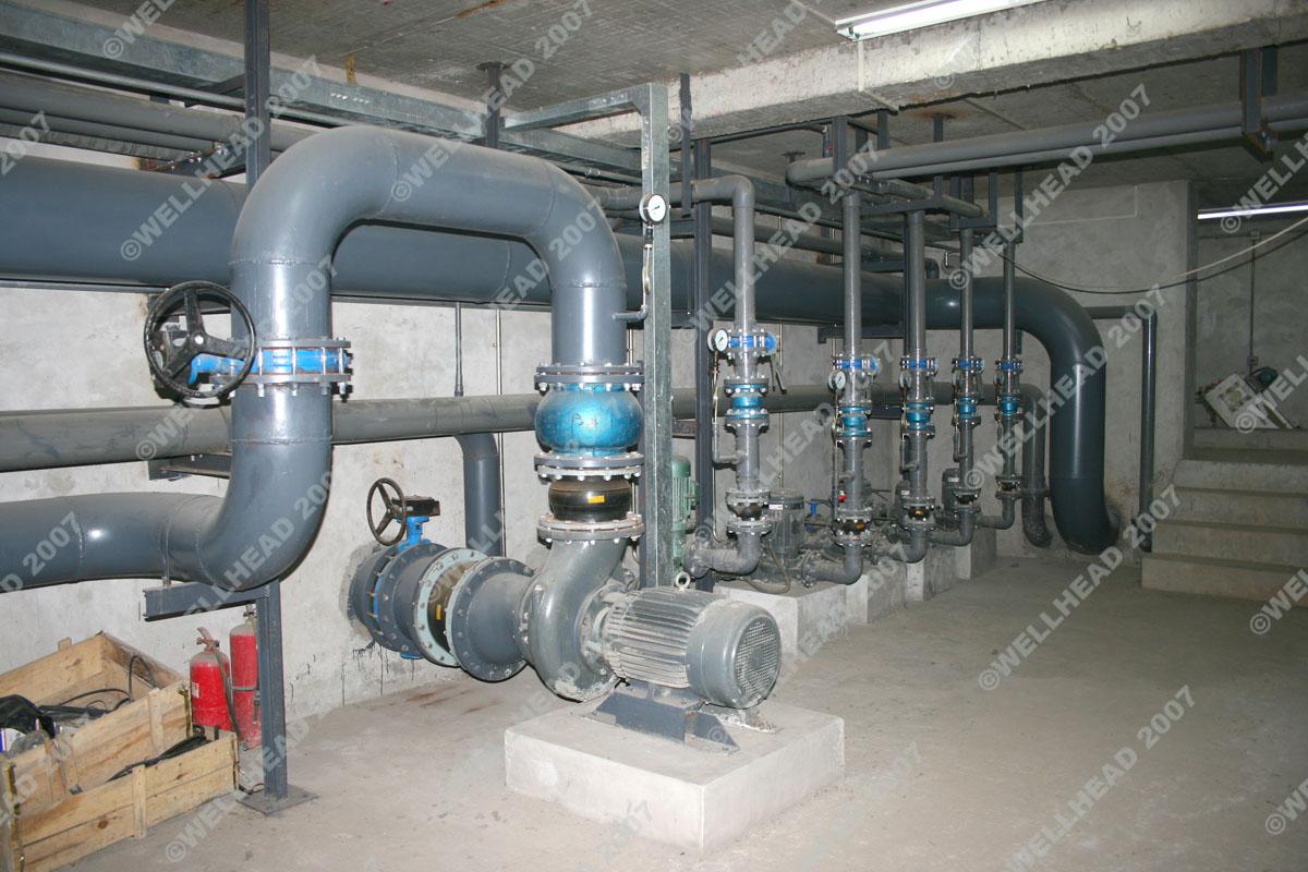 工业污水节liu用气动球阀解决方案