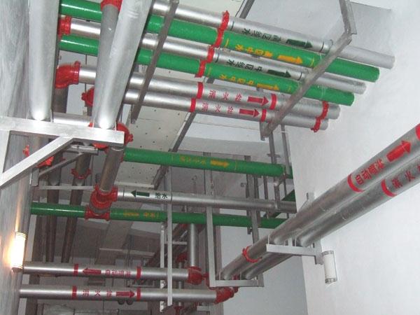 厂区、罐区自动消防系统