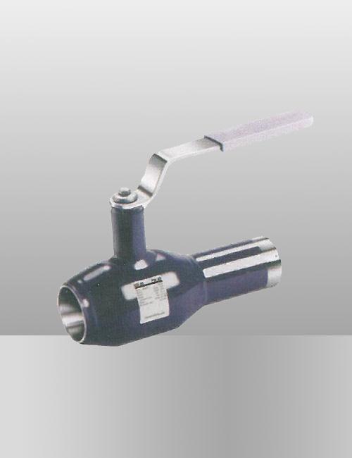 JTQ62F-25/40 通径焊接球阀