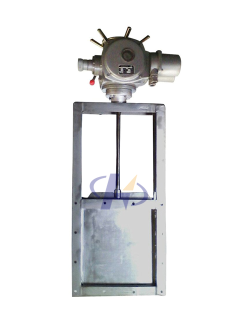 DLVd、DLVs-0.1电动单、双向平板闸阀
