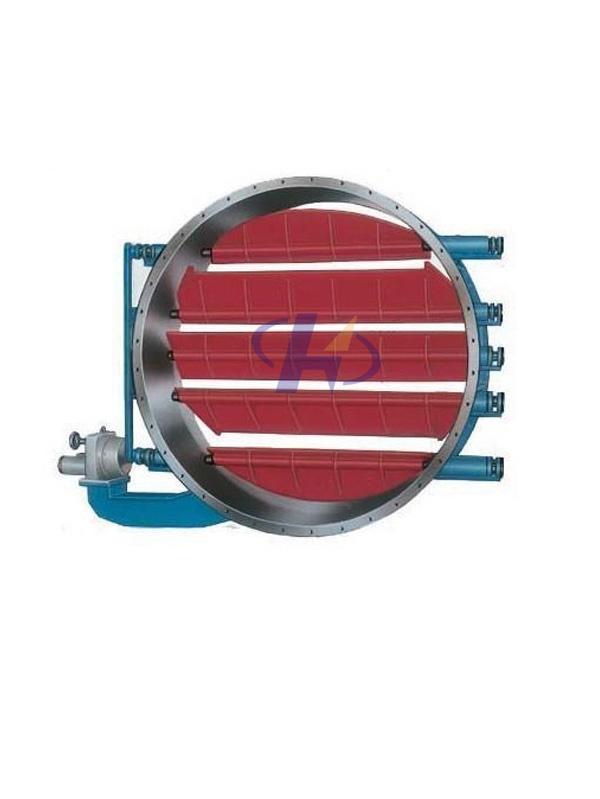 DZ41W-1C圆形自动调节蝶阀