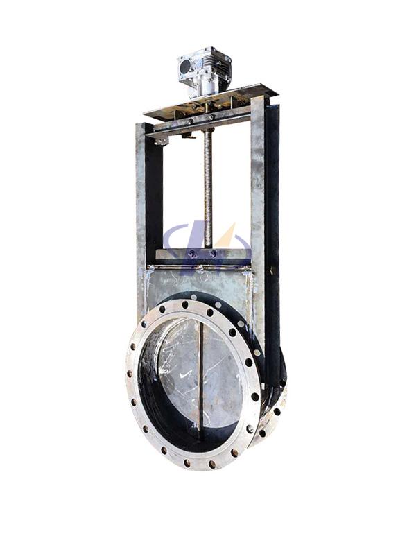 NCA型电动高温调节闸阀