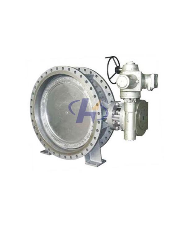 自动调节高温蝶阀 GDZ41H-650