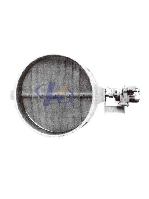 DYF系列电动圆板阀