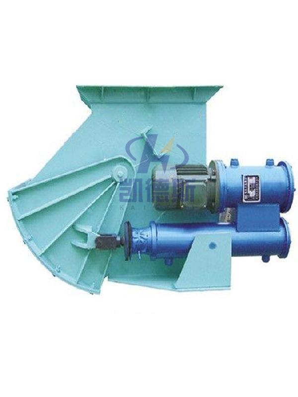 TDSZ电液动扇形闸门