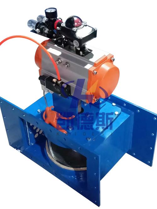 B200|B250|CP300|B400|B500|B630|B350流量阀粉尘卸料|粉尘卸料电动阀|底库卸料阀