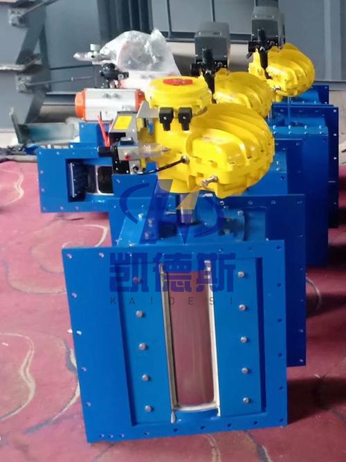 B200|B250|B300|B400|B500|B630|B350物料控制阀|脱硫外排灰控制阀