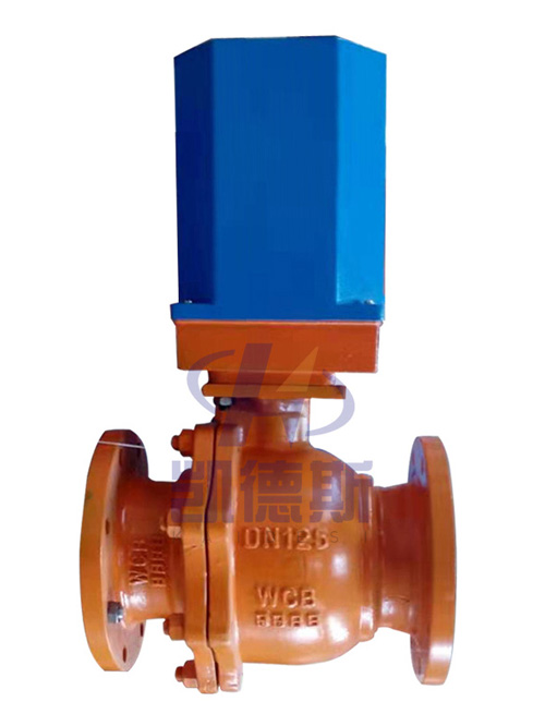 DQF-DN100电动球阀 DQF-125电动球阀 DQF-150电动球阀